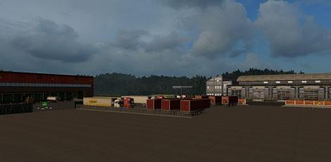 BASE COMPATIBLE WITH PROMODS ETS2 -Euro Truck Simulator 2 Mods