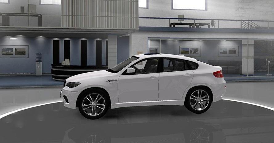 Bmw X6 V 1 4 Car Euro Truck Simulator 2 Mods