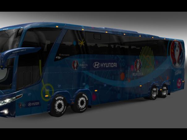 Скачать Игру Euro Truck Simulator Bus Через Торрент - фото 6