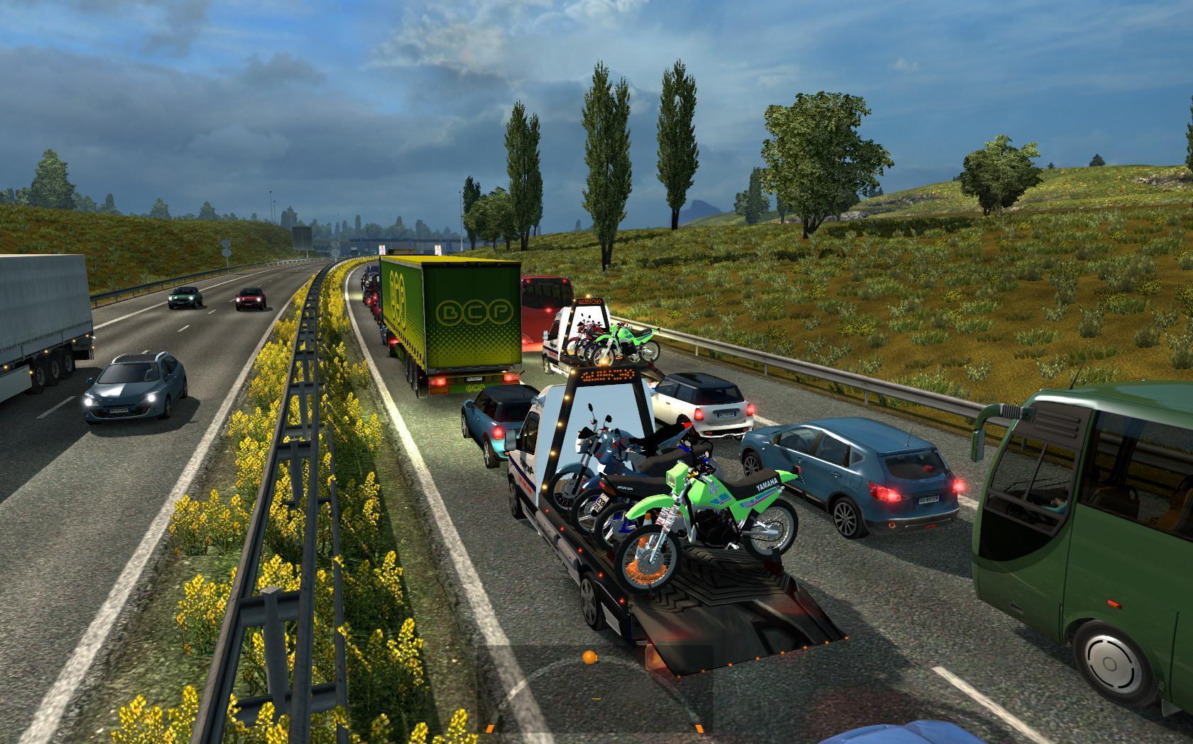 IMPROVED COMPANY TRUCKS V1 5 ETS2 -Euro Truck Simulator 2 Mods