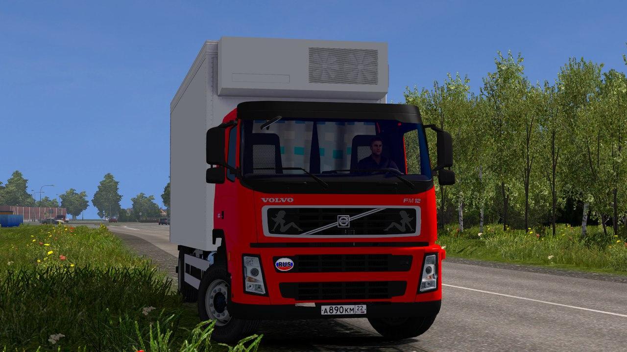 VOLVO FM BDF V1.0 Truck -Euro Truck Simulator 2 Mods