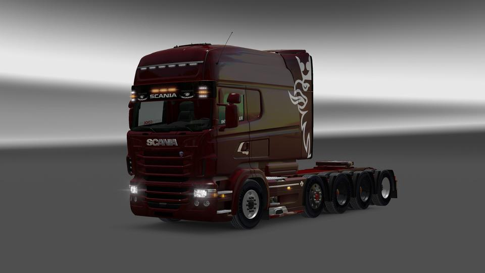 American Truck Parts >> SCANIA T V1.8.2 AND SCANIA R V1.5.2 for ATS - Euro Truck ...