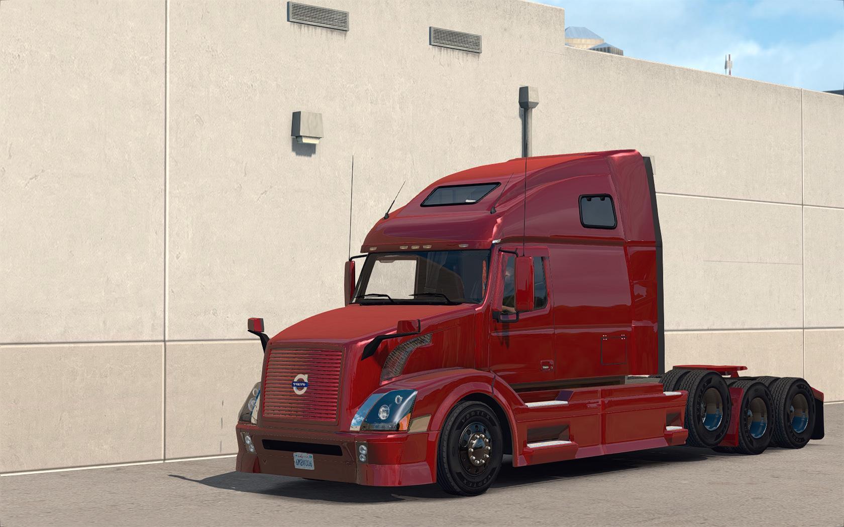 MAC | Euro Truck Simulator 2 Mods