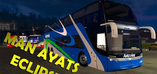 ats bus american truck simulator mods