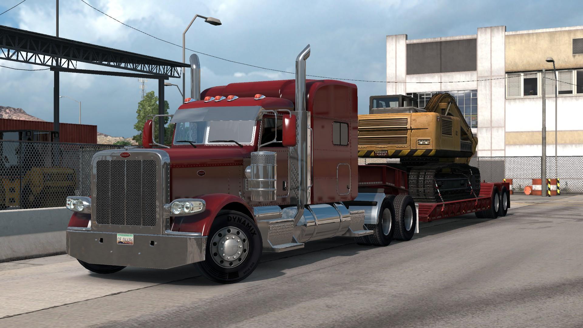 Peterbilt 389 Interior Exterior Rework V1 0 Mod Euro Truck Simulator 2 Mods