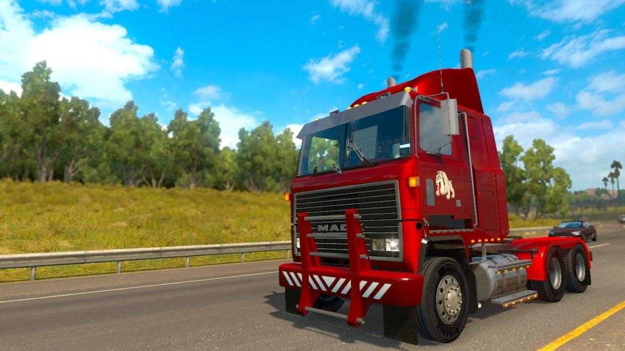 Mack Ultraliner 1 26 X Truck Euro Truck Simulator 2 Mods