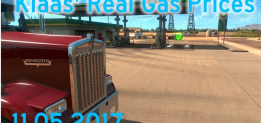 Real Diesel Prices Mod -Euro Truck Simulator 2 Mods