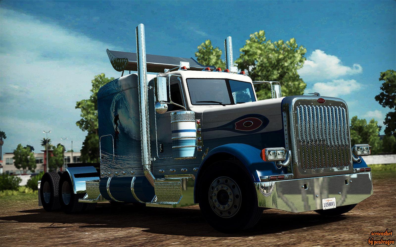scs trucks extra parts v1 7 part euro truck simulator 2 mods. Black Bedroom Furniture Sets. Home Design Ideas