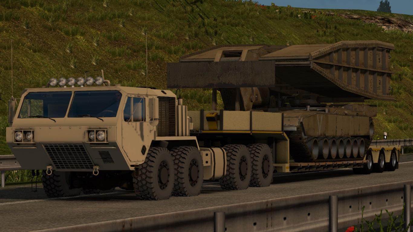 Oshkosh Defense Hemtt A4 V1 27 1 6 Fix And Mix Truck Mod