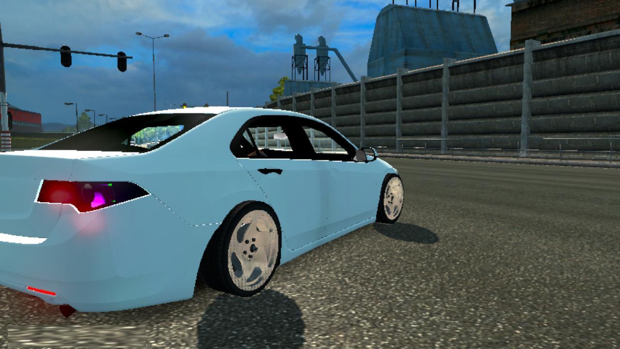 ACURA NDI MOD V CAR MOD Euro Truck Simulator Mods - Acura tsx mods