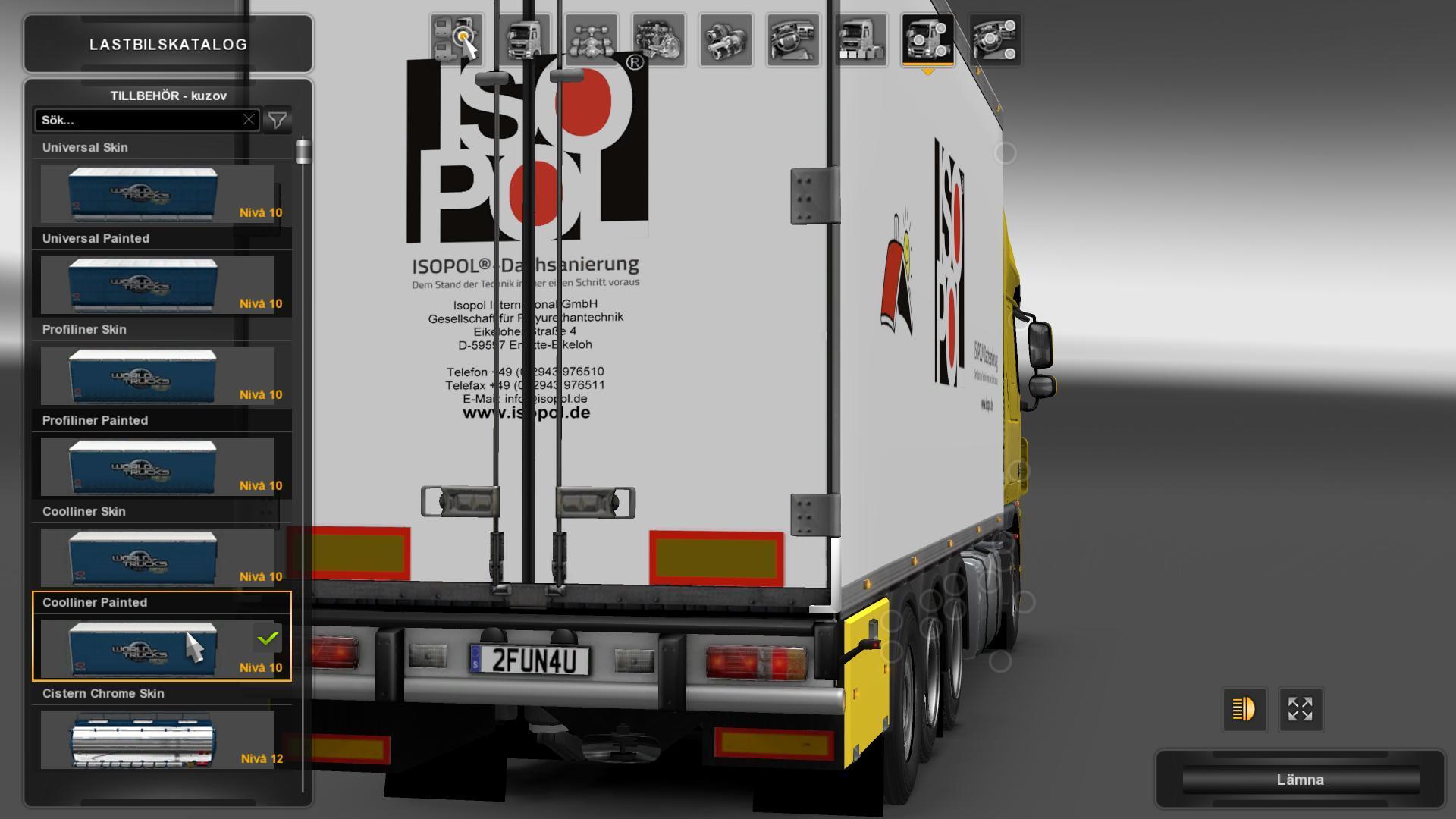 BDF TANDEM TRUCK PACK V84.0 ETS2 -Euro Truck Simulator 2 Mods