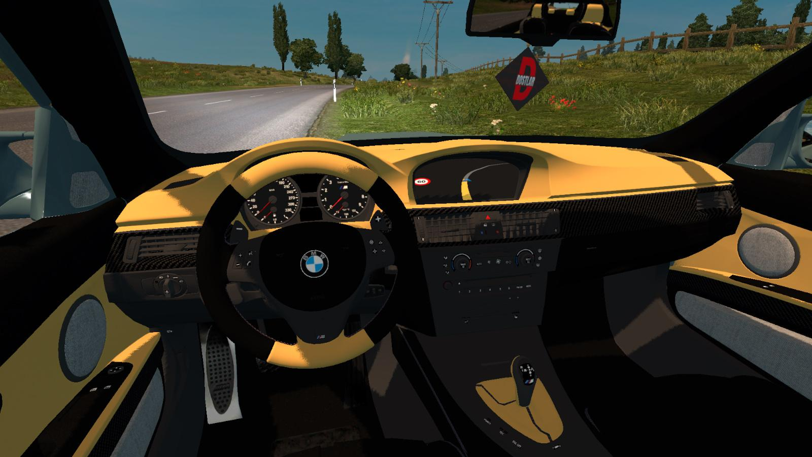 bmw m3 e92 2008 128x car mod euro truck simulator 2 mods