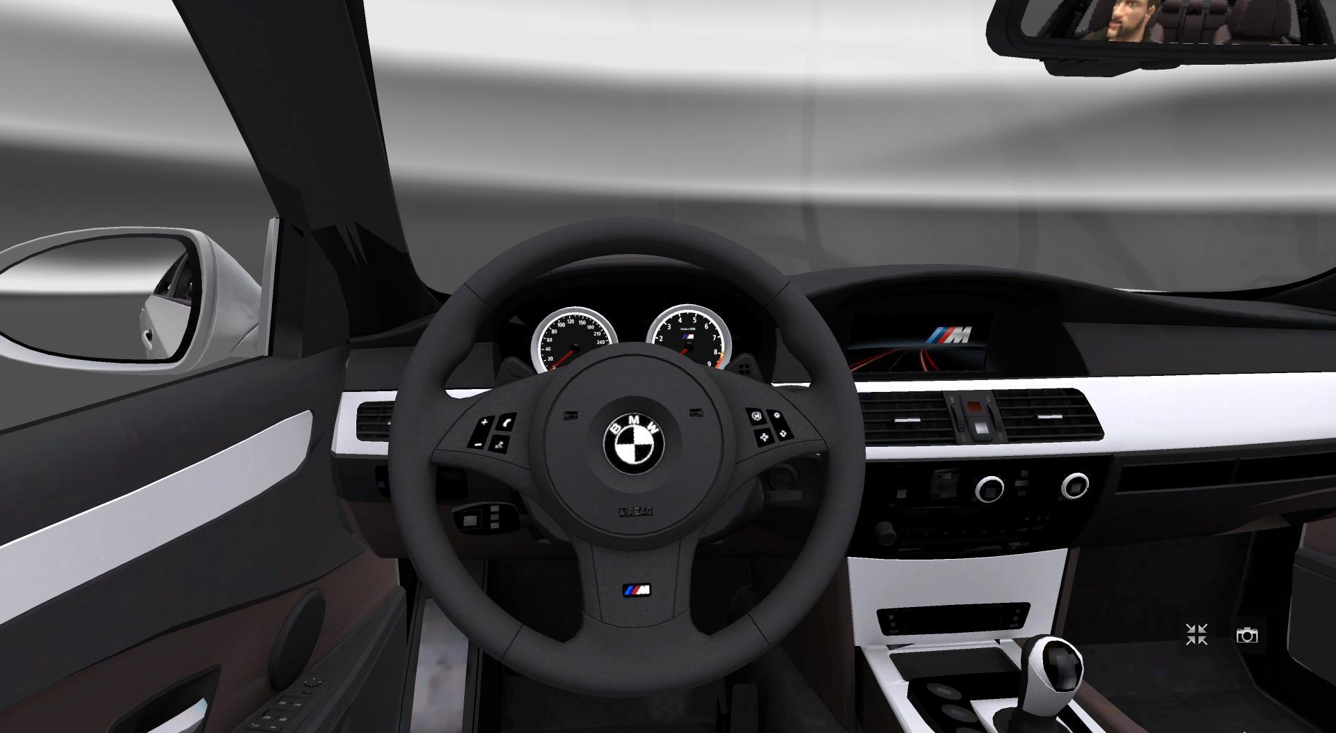 BMW M5 E60 V2 0 CAR MOD -Euro Truck Simulator 2 Mods