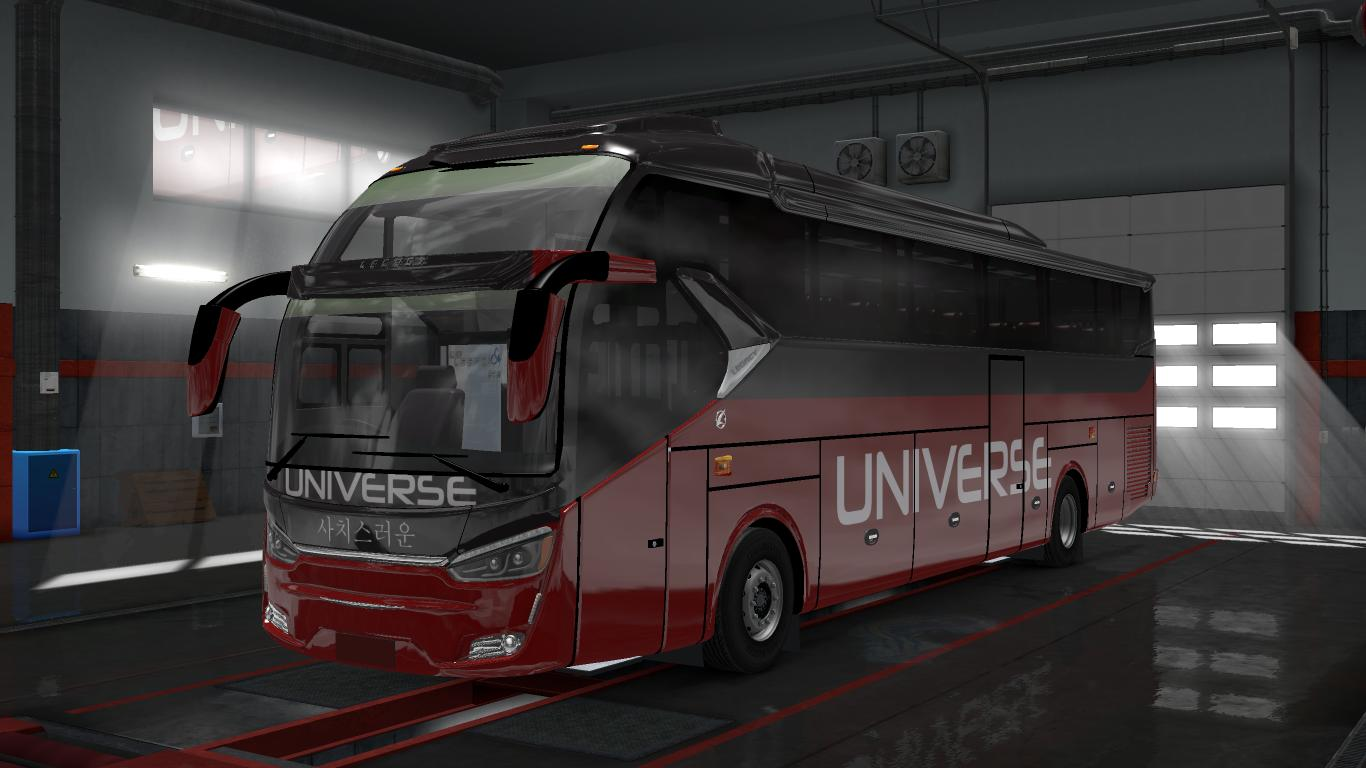 Euro truck 2 mods bus