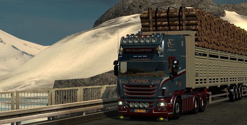 euro truck simulator 2 hack mod apk download