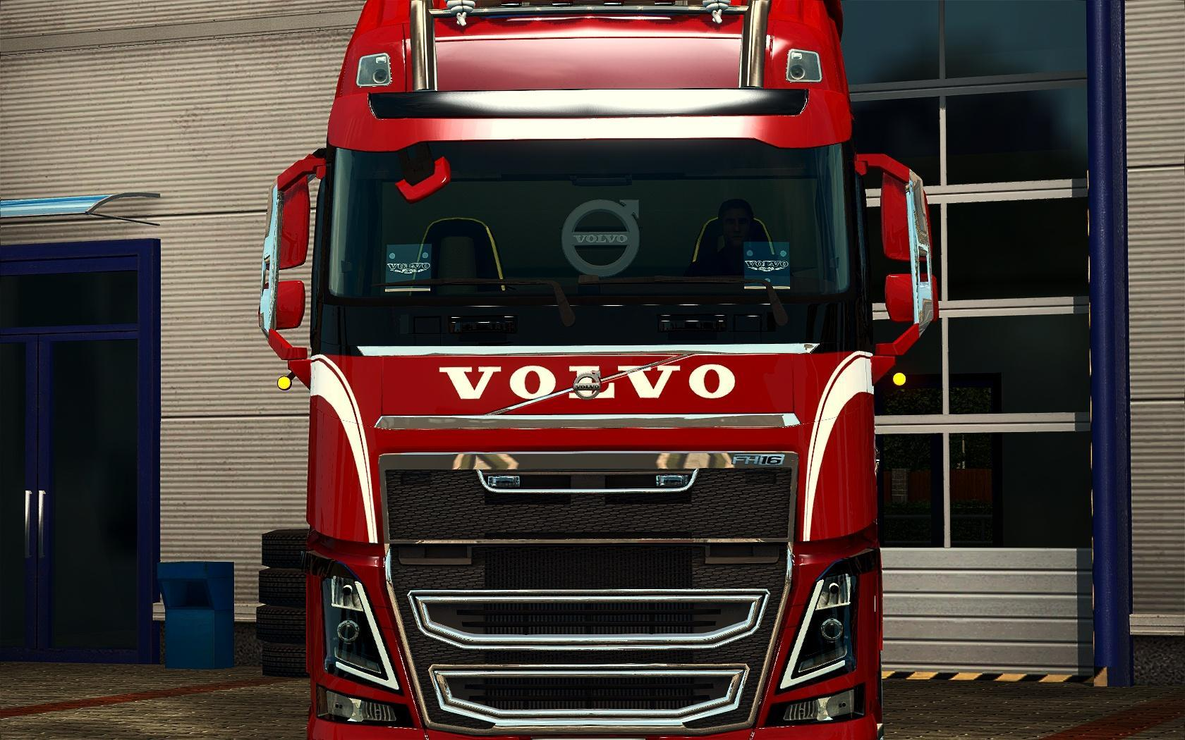 VOLVO FH 2013 [OHAHA] 22.01S (1.28) TRUCK MOD -Euro Truck Simulator 2 Mods