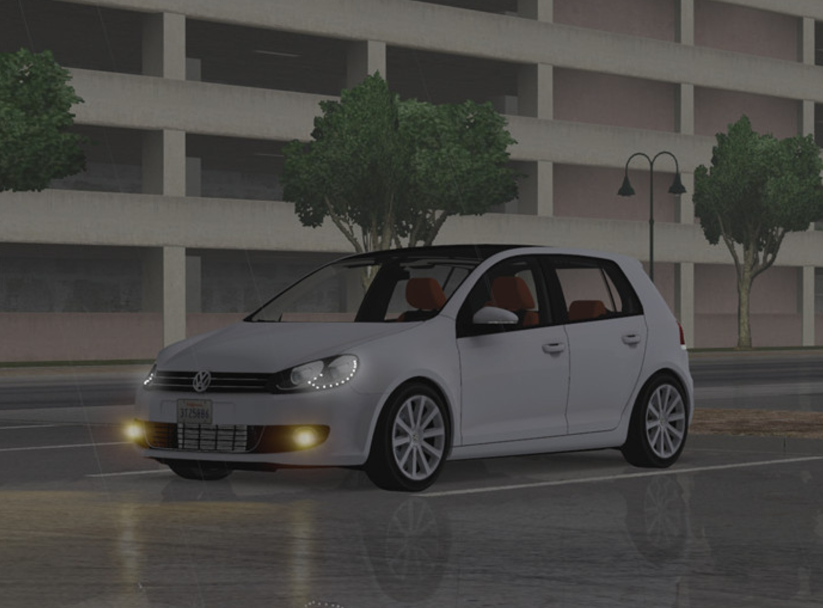 golf mk6 1 4 tsi ats euro truck simulator 2 mods. Black Bedroom Furniture Sets. Home Design Ideas