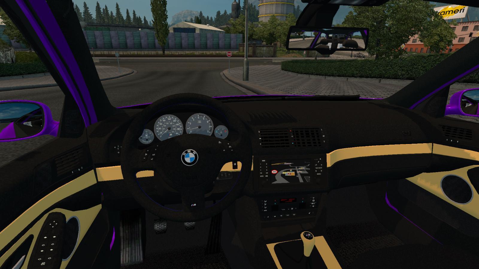 Bmw I E M X Car Mod