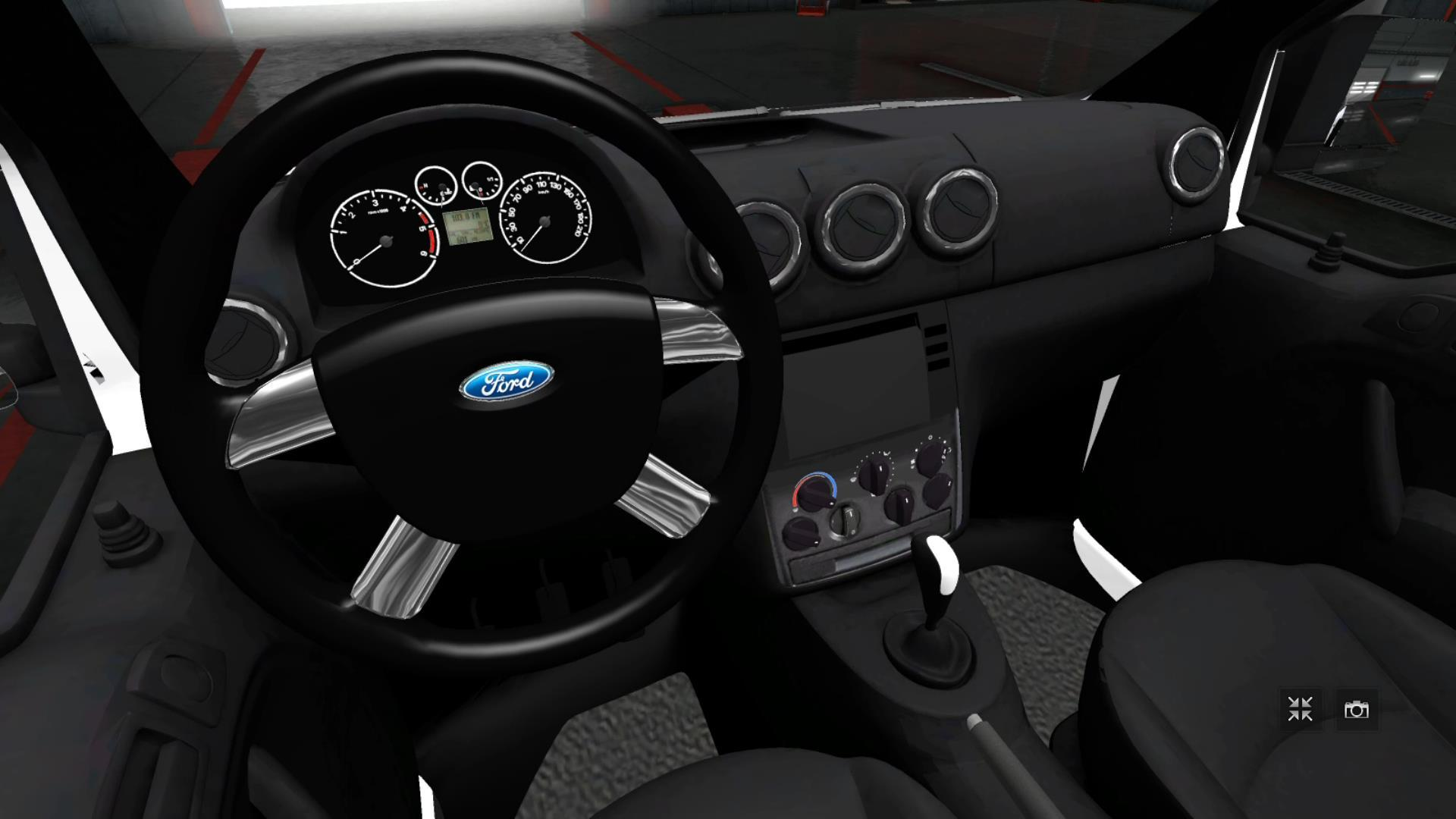 FORD TOURNEO CONNECT V1.0 CAR MOD -Euro Truck Simulator 2 Mods