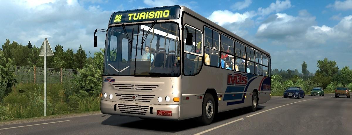 MARCOPOLO TORINO GVI V1.1 BUS MOD -Euro Truck Simulator 2 Mods