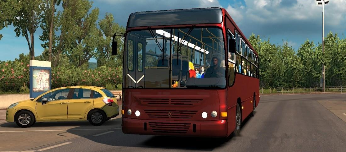 MARCOPOLO TORINO GVI V1.2 (1.28.X) BUS MOD -Euro Truck Simulator 2 Mods