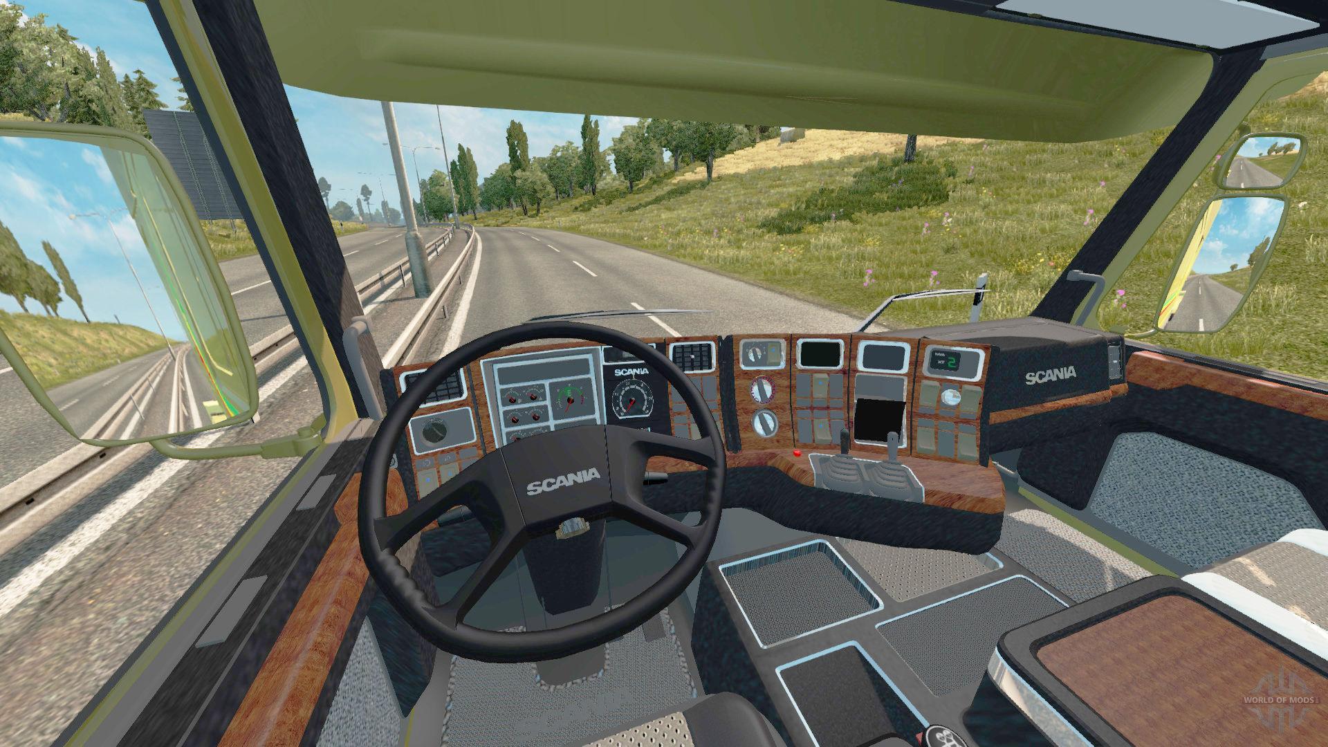SCANIA T113H 360 1.28.X TRUCK MOD -Euro Truck Simulator 2 Mods