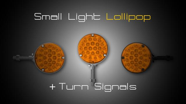 Small Light Lollipop 1 27 1 28 X Tuning Mod Euro Truck