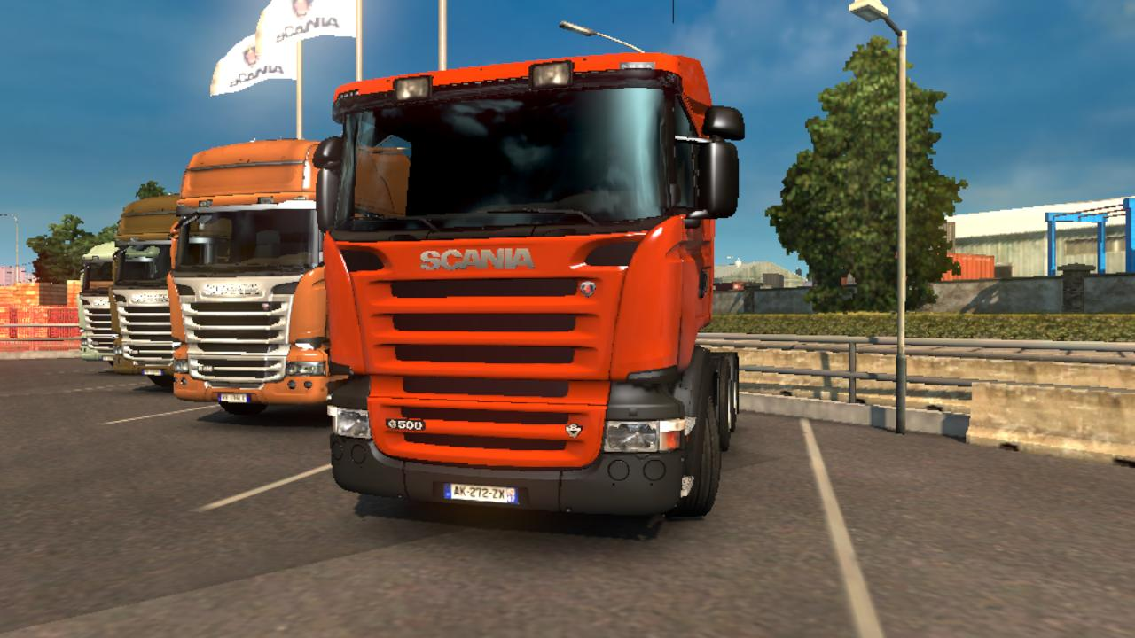 stock sound for all scania v1 0 ets2 euro truck simulator 2 mods