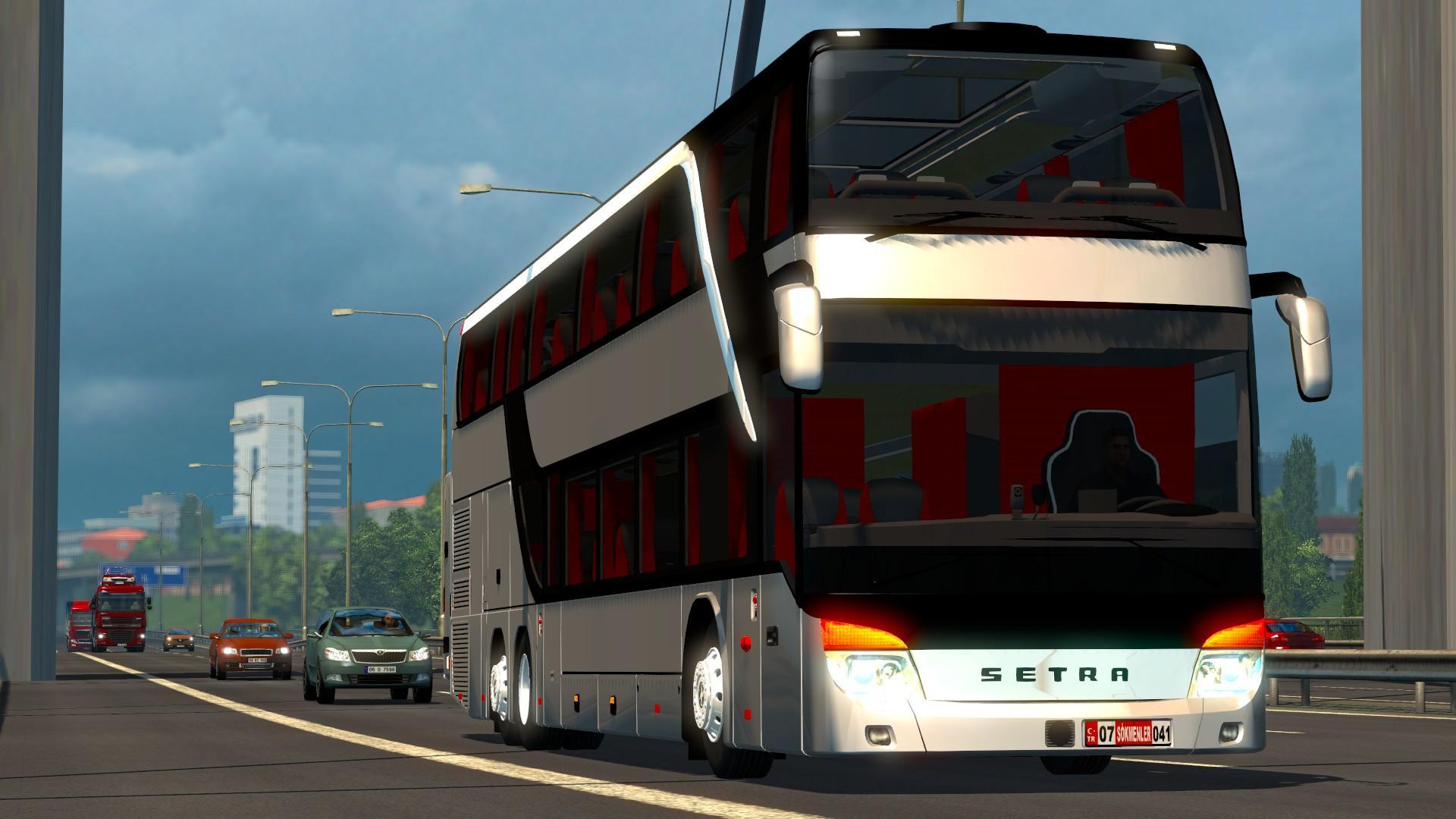 Setra 431 Dt V3 5 1 28 X Bus Mod Euro Truck Simulator 2 Mods