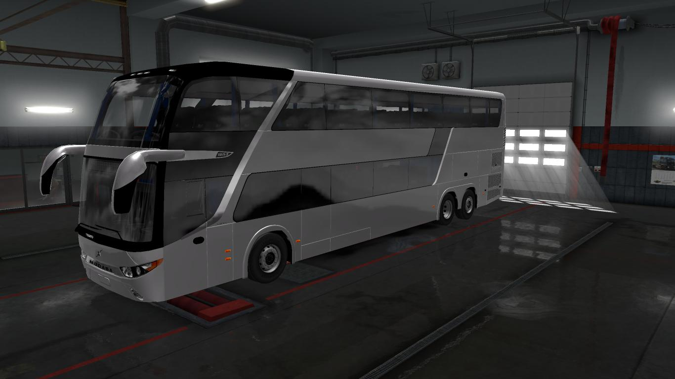 mods ets2 bus volvo