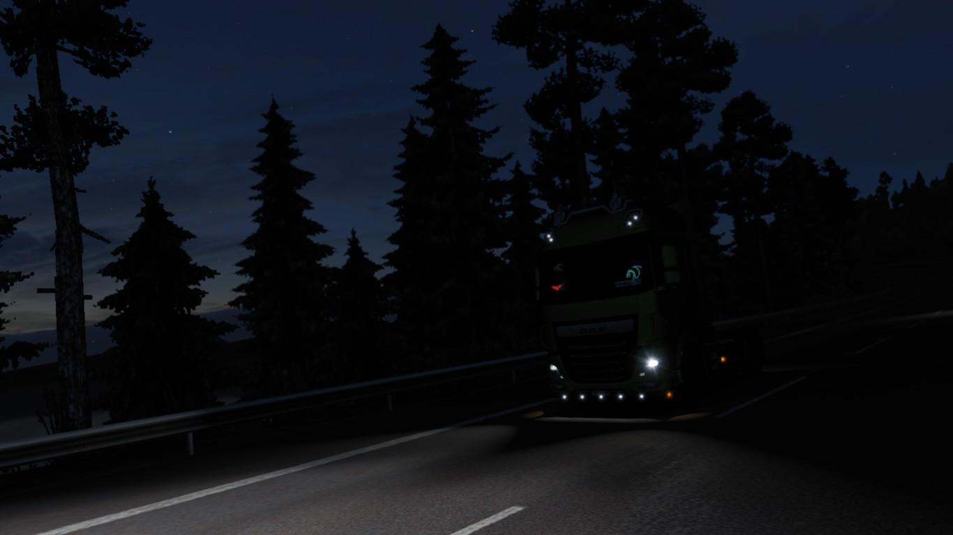 REALISTIC GRAPHICS MOD V1 9 2 1 28-1 30 ETS2 -Euro Truck