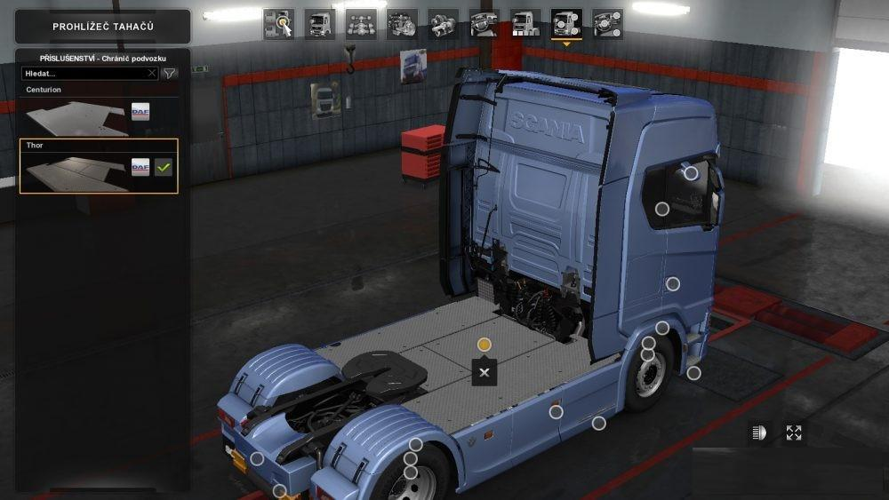 scania r s 2016 mighty griffin v1 1 tuning mod euro truck. Black Bedroom Furniture Sets. Home Design Ideas