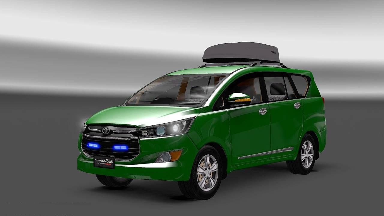 Srt8 2018 >> TOYOTA INNOVA CRYSTA 2017 V1.0 CAR MOD -Euro Truck Simulator 2 Mods