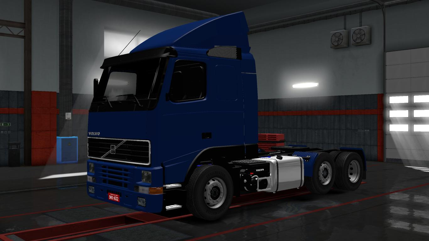 VOLVO FH12 BR V2 1.30 TRUCK MOD -Euro Truck Simulator 2 Mods