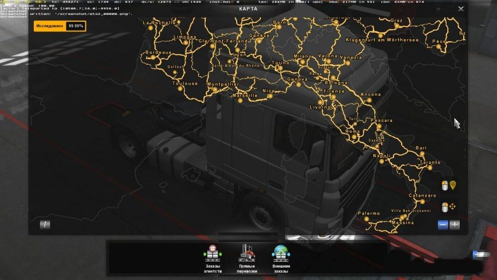 Best Final Save Ets2 1 30 Mod Euro Truck Simulator 2 Mods