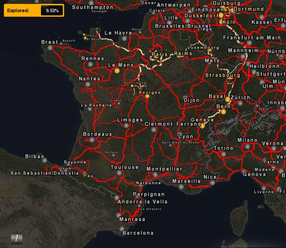 Ets2 satellite map updated 291217 130 mod euro truck simulator ets2 satellite map updated 291217 130 mod publicscrutiny Gallery