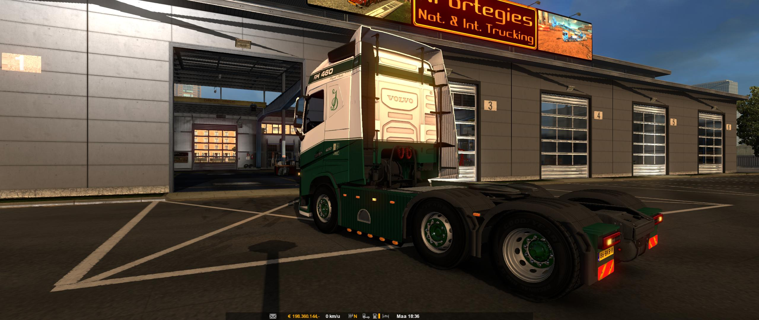 JAN DECKERS PACK - VOLVO FH & TRAILER 1.30 ETS2 -Euro Truck Simulator 2 Mods