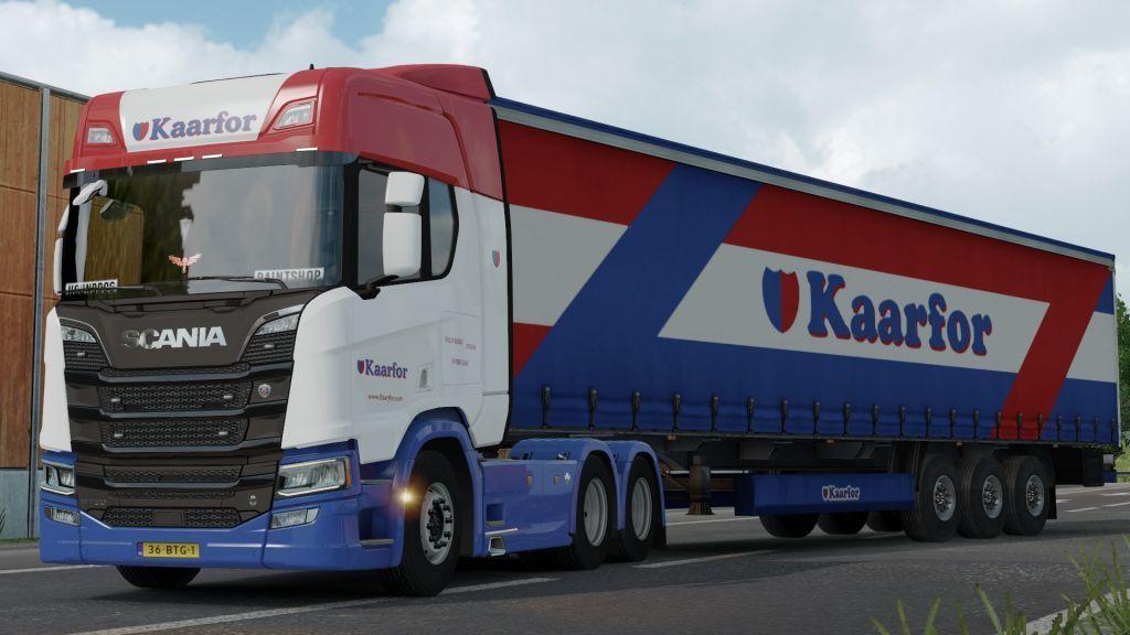 Scs Original Company Truck Skins 1 28 1 30 Ets2 Euro