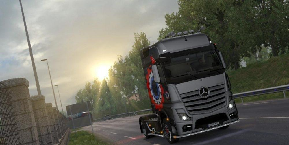 IMPROVED GRAPHICS V2 1 1 FOR 1 30 X MOD -Euro Truck
