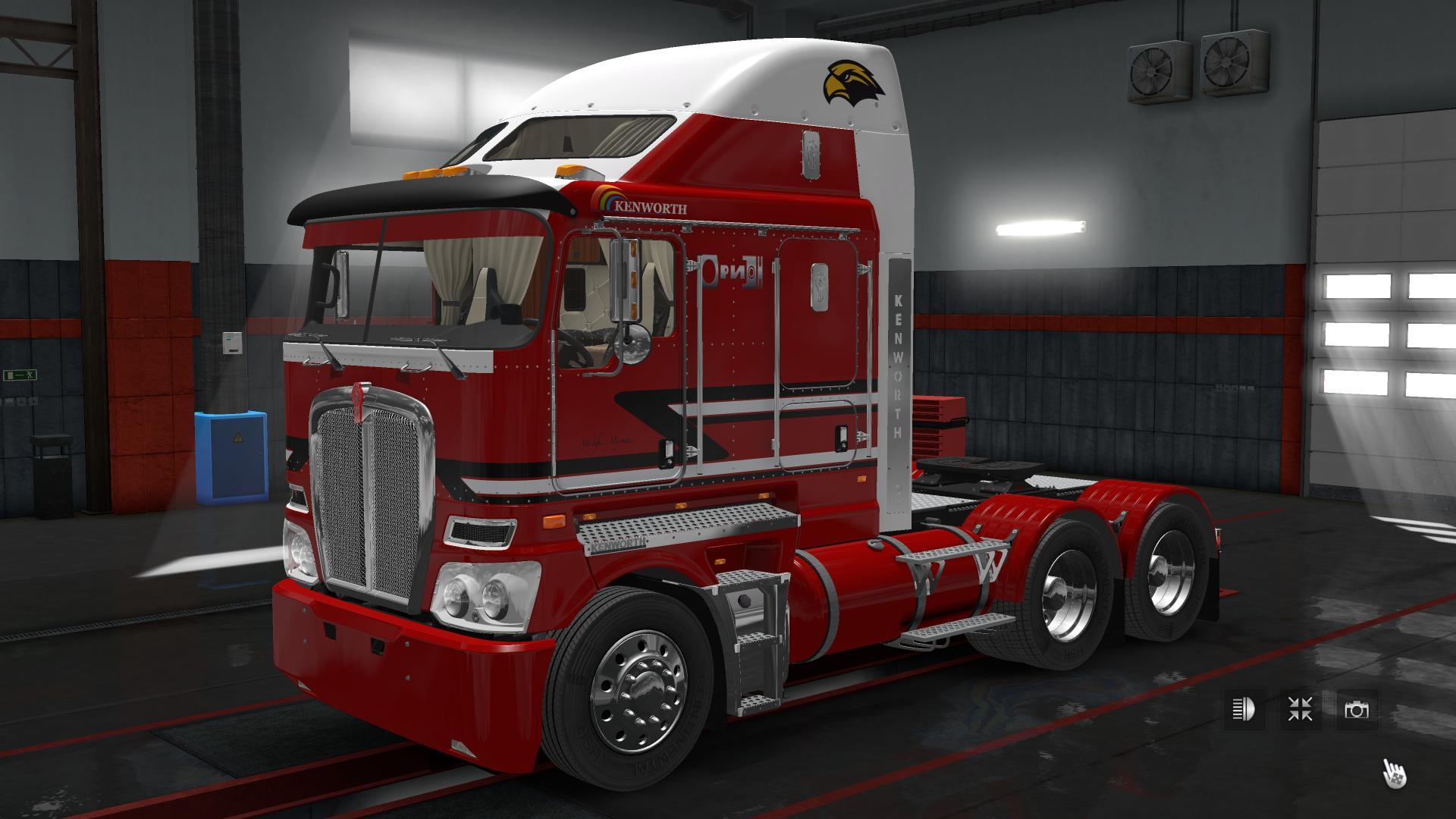 Kenworth K200 Orion Truck Skin 1 30