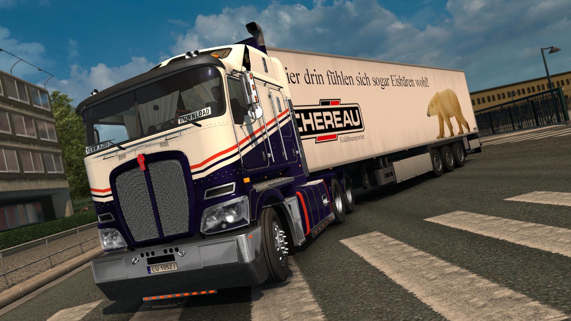 Kenworth K200 Rta-mods V14 4 V1 30 X Truck Mod