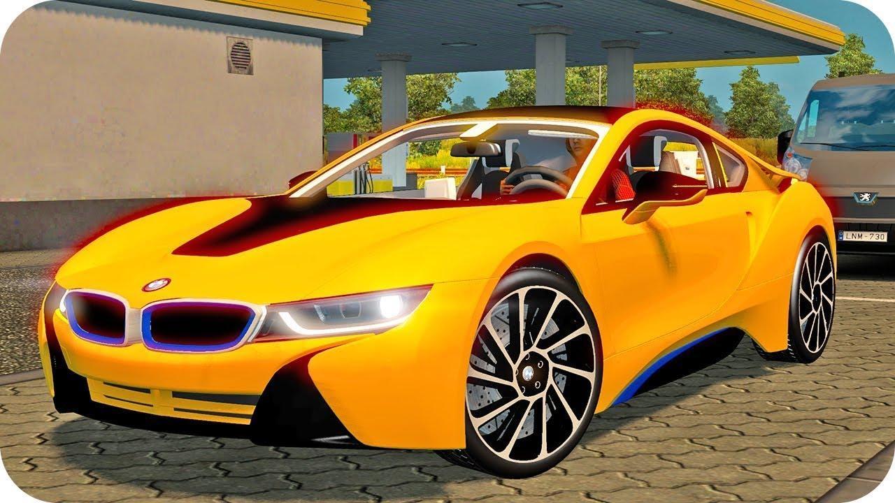 2016 Ford Transit >> BMW I8 2016 V1.0 CAR MOD -Euro Truck Simulator 2 Mods