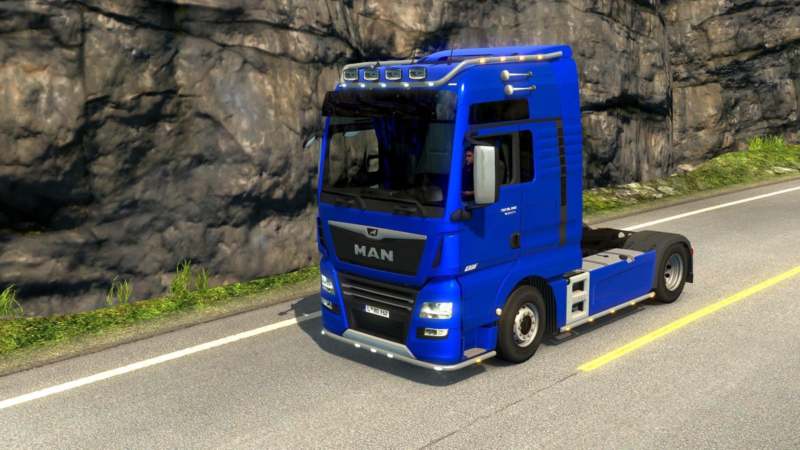 Man Tgx Euro 6 Bymadster V2 0 Reedit Balkantuf Truck Mod