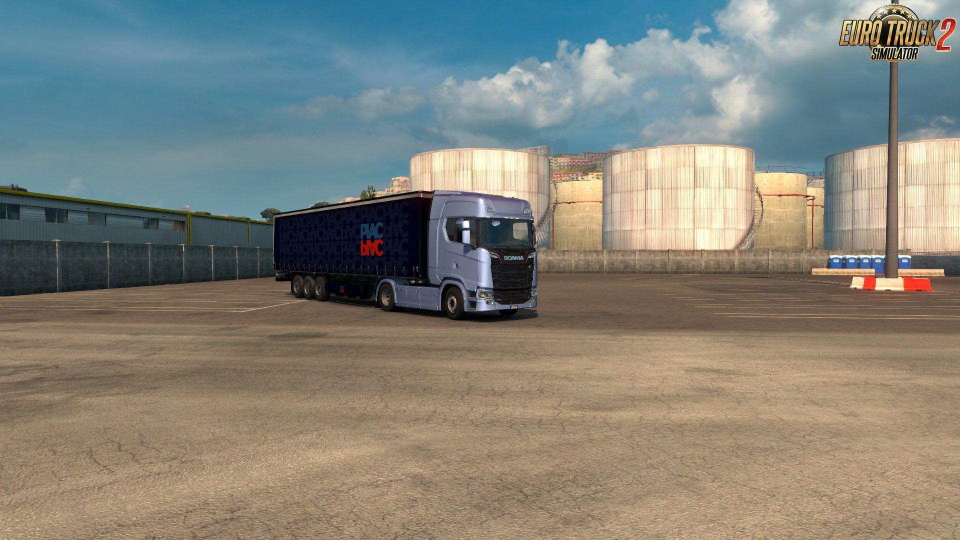 IMPROVED GRAPHICS MOD V2 1 3 (1 30 X) ETS2 -Euro Truck Simulator 2 Mods