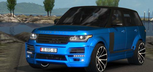 FIAT DOBLO 2018 V1 0 CAR MOD -Euro Truck Simulator 2 Mods