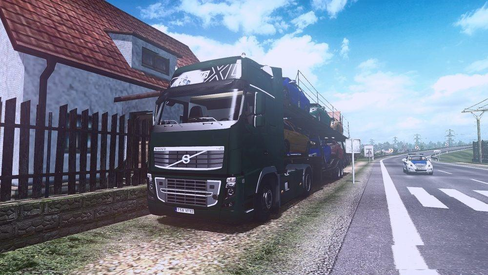 EXTREME REALISTIC RESHADE GRAPHIC MOD V1 0 ETS2 -Euro Truck