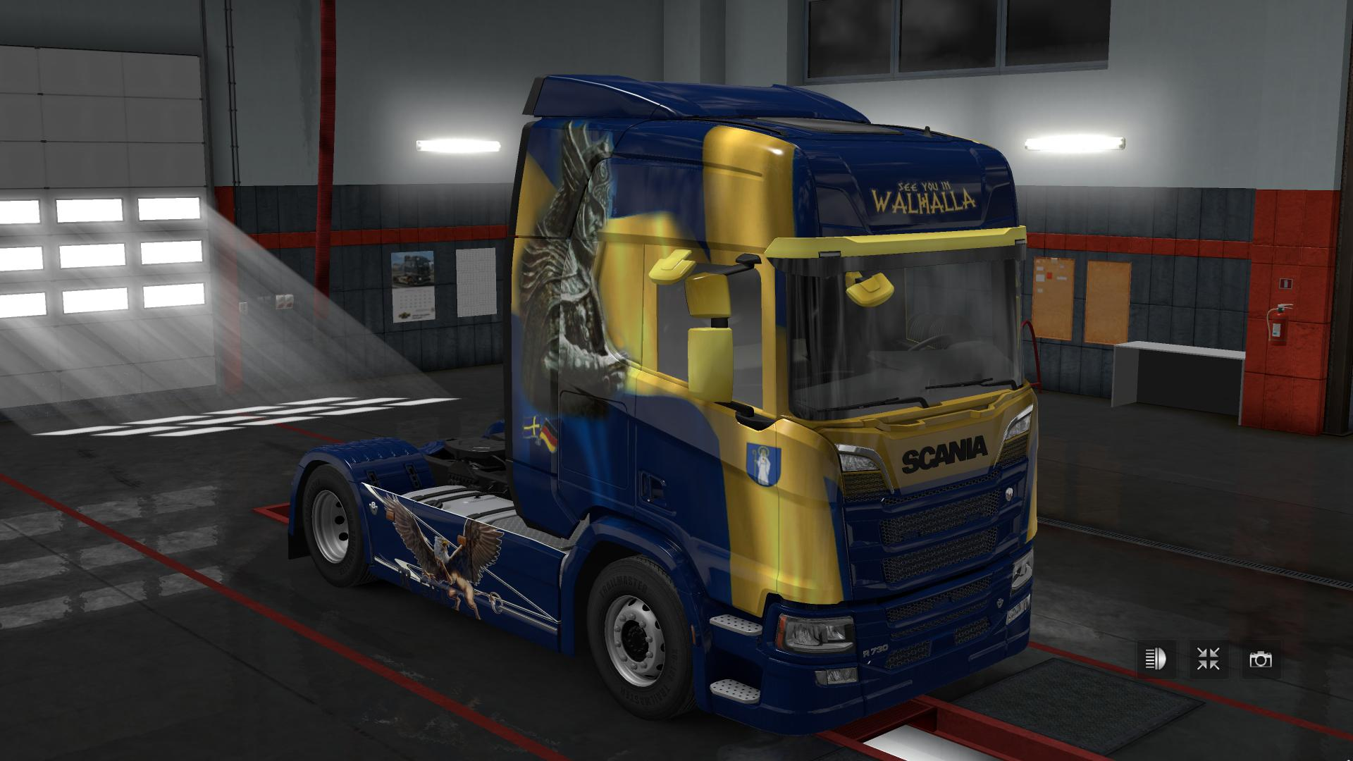 Scania Rs Longline Scania T Longline Fairy Truck Skins also Scania Rs Skin Mix Pack V By Blackwolf M Ets also Scania Nez Long Stars Wars Patalacci in addition Ets Real Trailer Tyres Mod V X Tuning Mod in addition Px Scania Ro Is. on scania truck