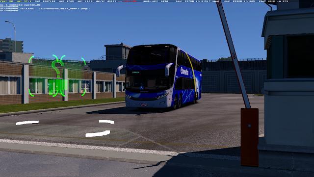 BUS STATION FOR ETS2 1 31 MOD -Euro Truck Simulator 2 Mods