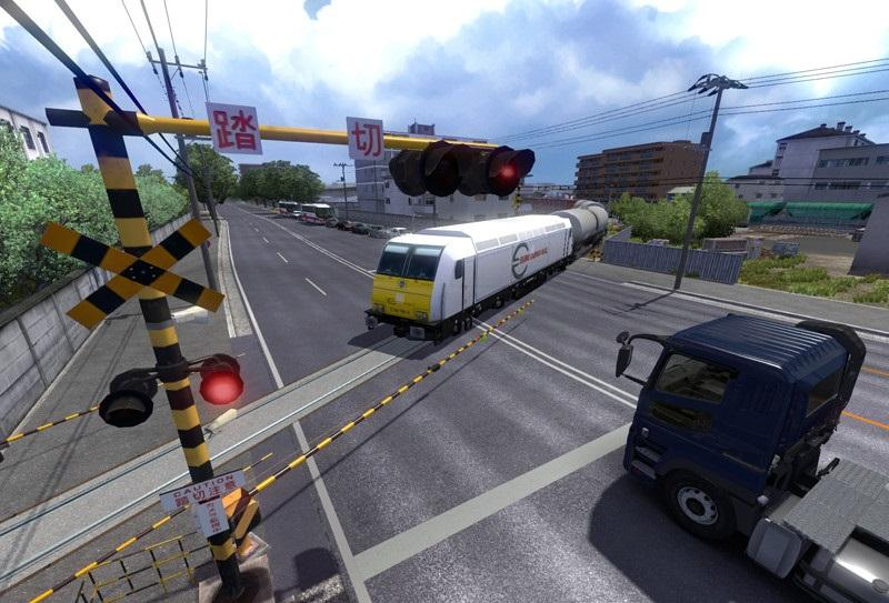 Tokyobayshore 1 31 Map Mod Euro Truck Simulator 2 Mods