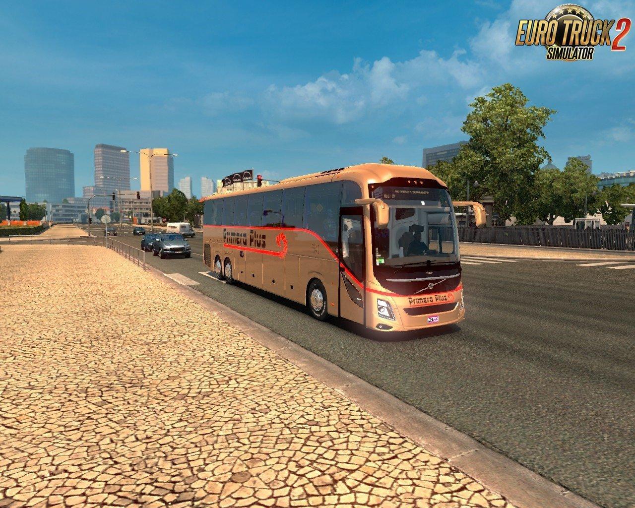 PASSENGER TRANSPORT! RUSH HOUR! V2 2 31 MOD -Euro Truck
